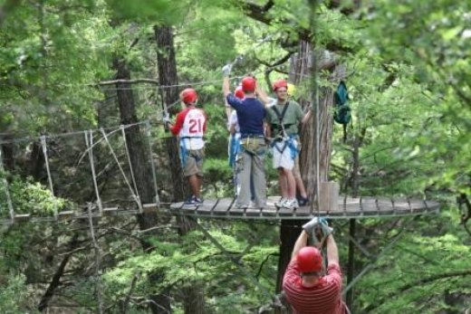 Cypress Valley Canopy Tours