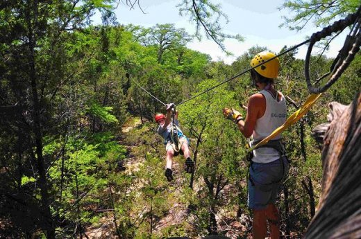 Cypress Valley Canopy Tours - A Treetop Adventure
